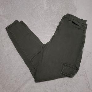 Fashion Nova cargo jeans size 13